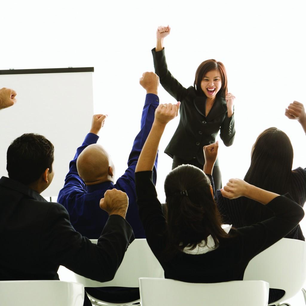 Cinco ideas para ser más feliz en el trabajo
