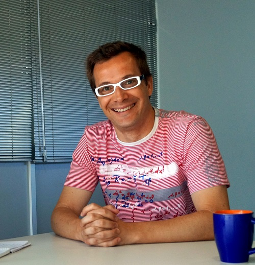 Jordi Ber, emprendedor Habitissimo