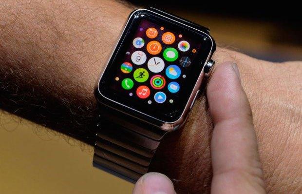 Aplicaciones para Apple Watch