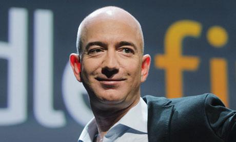 Amazon chief Jeff Bezos